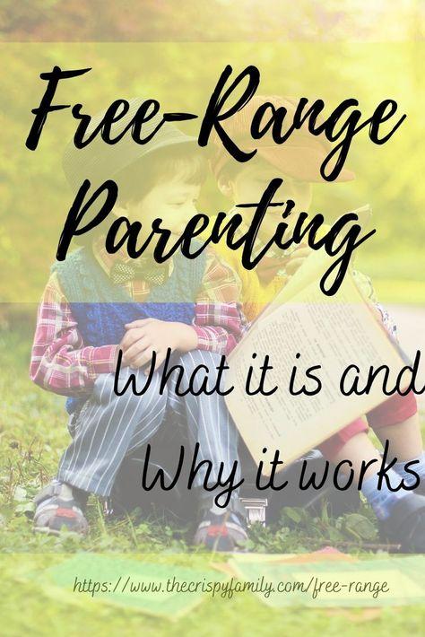 Is Free Range Parenting Dangerous?