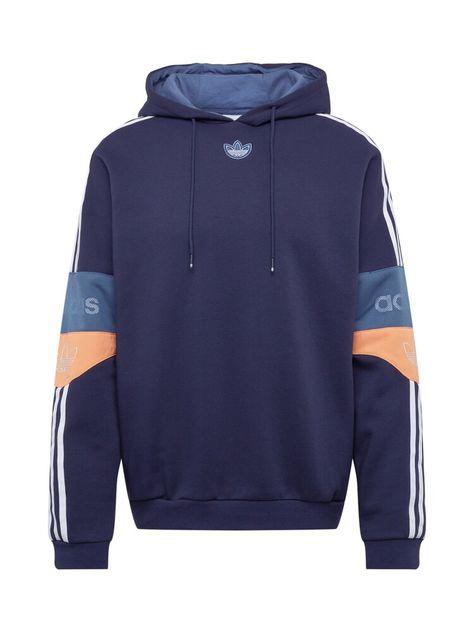ADIDAS ORIGINALS Sweatshirt 'TS TRF' Herren, Dunkelblau