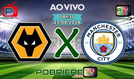 Wolverhampton X M City Hoje Esportes