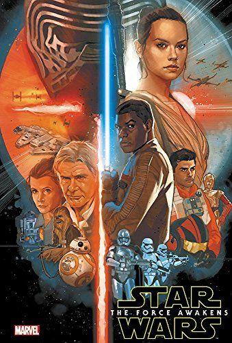 Download Pdf Star Wars The Force Awakens Adaptation Free Epub Mobi Ebooks Star Wars Comics Star Wars Illustration Star Wars Books