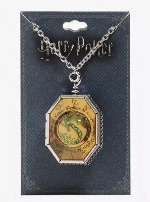 Harry Potter Snake Horcrux Necklace