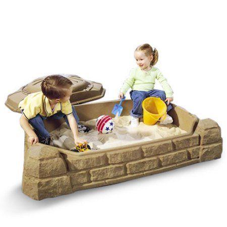 Toys Sandbox Kids Sandbox Step2