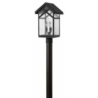 Pritchard Cast Aluminium 84 Post Hinkley Lighting Lamp Post Lights Outdoor Post Lights