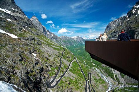 National Tourist Route Trollstigen