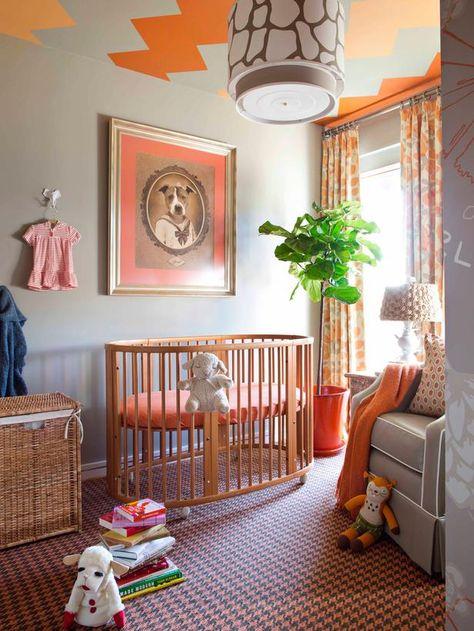 Double-Duty Nursery | Stokke Sleepi crib