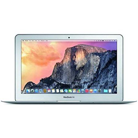 Apple Macbook Air Laptop 11 6 Intel Core I5 Intel Hd Graphics 6000 128gb Ssd Storage 4gb Ram Mac Os X Yosemite Mjvm2ll A Refurbished Walmart Com Apple Laptop Macbook Apple Macbook Air
