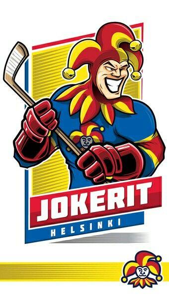 100 Khl Helsinki Jokerit Hockey Logos Nhl Logos Kontinental Hockey League