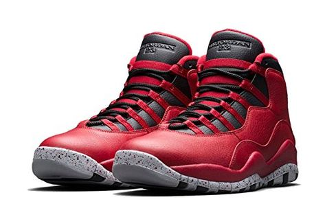 deff973d49f98c Nike Air Jordan 10 Retro 30th Anniversary All Star Gym Red Sz 7 -- To view  further for this item