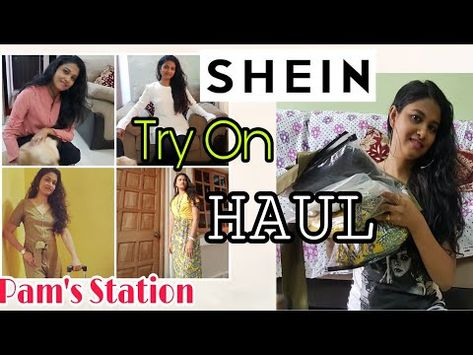 af9fffe0e5 SHEIN TRY ON HAUL - Workwear and Vacation outfit / Formals ( Online  Shopping ) - YouTube