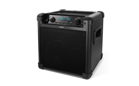 ion tailgater ipa77 portable pa speaker