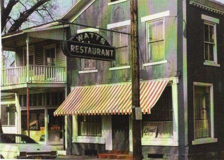 Watts Restaurant Utica Ohio Been There Forever Best Roast Pork