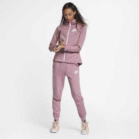 Nike Hoodie NSW Tech Fleece Burgundy