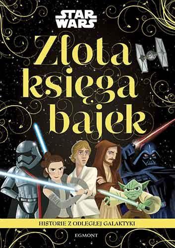 Star Wars Złota Księga Bajek Okładka Zintegrowana