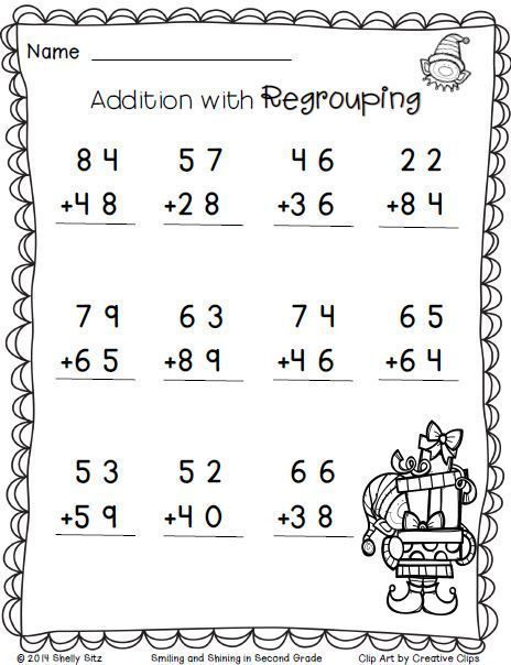 Teach child how to read: Free Printable Second Grade ...