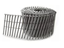 B C Eagle 134x090hdrc Round Head 1 3 4 Inch X 090 X 15 Collated Wire Nails Per Inch Box Eagle Galvanized Shank Framing Co In 2020 Framing Nails Hot Dip Galvanized