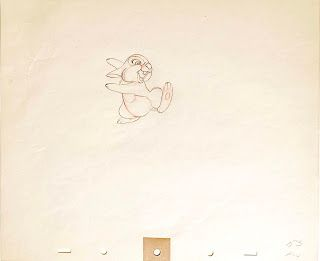 Animation Drawing Cel