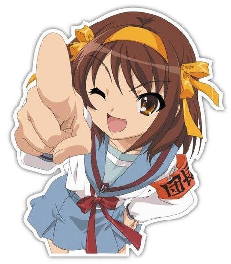 Kirino Kousaka Anime Car Decal Sticker 010