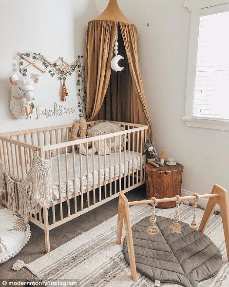 27 Cute Baby Room Ideas Nursery Decor For Boy Girl And Unisex Nursery Baby Room Baby Room Design Nursery Neutral