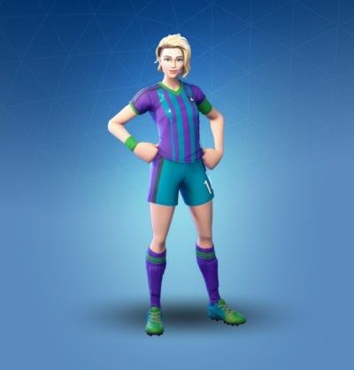Skin Fortnite Footballeuse Buteuse Implacable Hashtag On Twitter Di 2020
