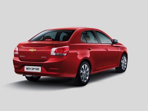 Chevrolet Optra Autos