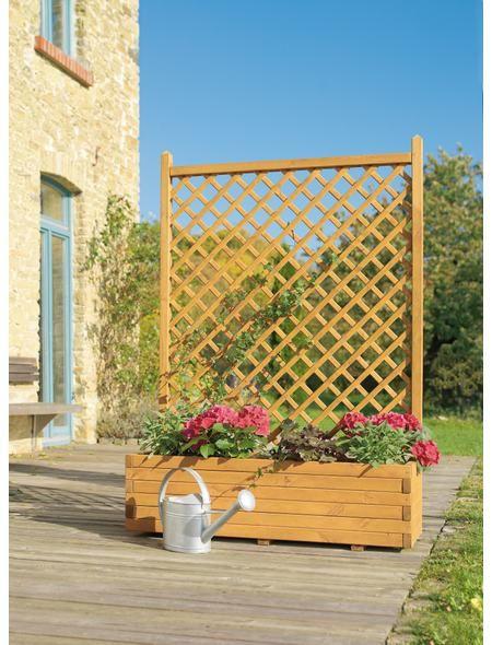 Mr Gardener Blumenkasten Kdi 120 X 40 X 170 Cm Mit Rankgitter Blumenkasten Rankgitter Gartencenter