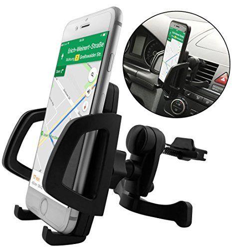 Handyhalterung Auto 360° Drehung Armaturenbrett KFZ Halterung Universal