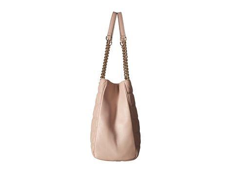 5b06df39e5b0 MICHAEL Michael Kors Scarlett Large Tote Handbags Soft Pink ...