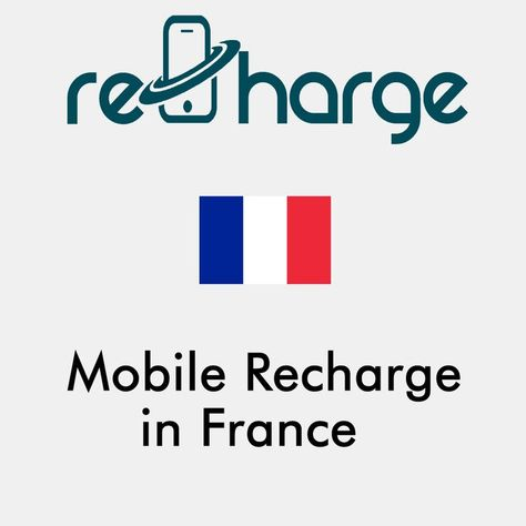 Mobile Recharge in France. Use our website with easy steps to recharge your mobile in France. Mobile Top-up Instant & Worldwide. You may call it mobile recharge, mobile top up, mobile airtime, mobile credit, mobile load or whatever you want #mobilerecharge #rechargemobiles https://recharge-mobiles.com/