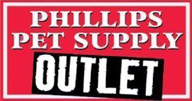 Phillips Pet Supply Outlet Logo Logo Outlet Pet Phillips Supply Logo En 2020