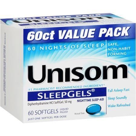 Unisom Pm Sleep
