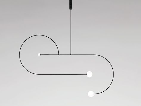 Michael Anastassiades Mobile Chandelier Ceiling Lamp Collection