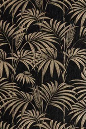 Papier Peint 4 Murs Honolulu Noir Papier Peint Intisse Vinyle