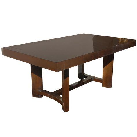 Widdicomb Dining Table at 1stdibs