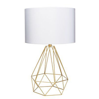 Hatley Celeste Wire Prism 26 Table Lamp Lamp Table Lamp Metal Table Lamps