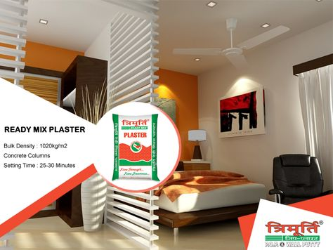 We excel in a wide gamut of Ready Mix Plaster which is used for excellent wall surface finish. Buy now ---> https://goo.gl/1QlfNJ