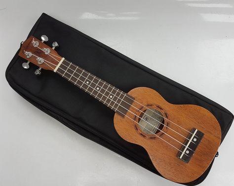 Tanglewood Tribal Spirit Ukulele In Carry Case Boxed Christmas Present 120 Ukulele For Sale Ukulele Ebay