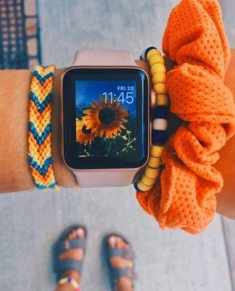 "VSCO💓 ✰ on Instagram: ""apple watches!💙 q: do you have an apple watch? ✰tags: #vsco #aesthetic #apple #applewatch #cute #trending #explore #explorepage"""
