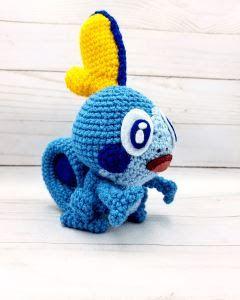 Cyndaquil Plushie | Amigurumis pokemon, Amigurumis patrones gratis ... | 300x240