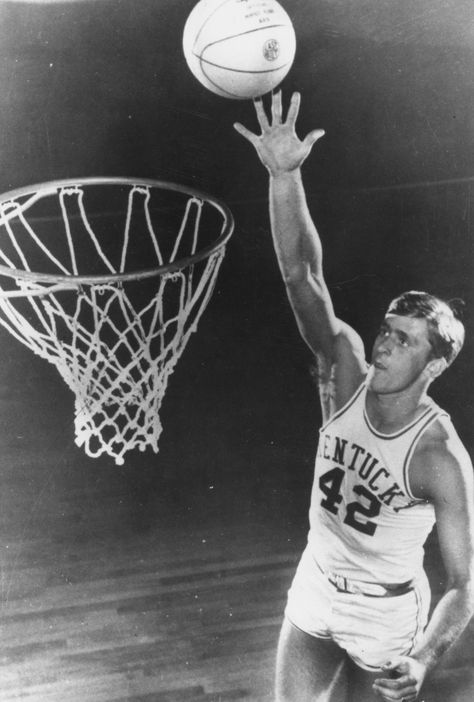 1967 Pat Riley - Kentucky