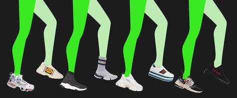 pump Sneakers Mania #streetstyle...
