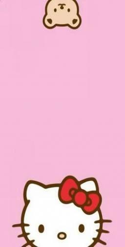 Wallpaper Iphone Fashion Hello Kitty 64 Ideas Fashion
