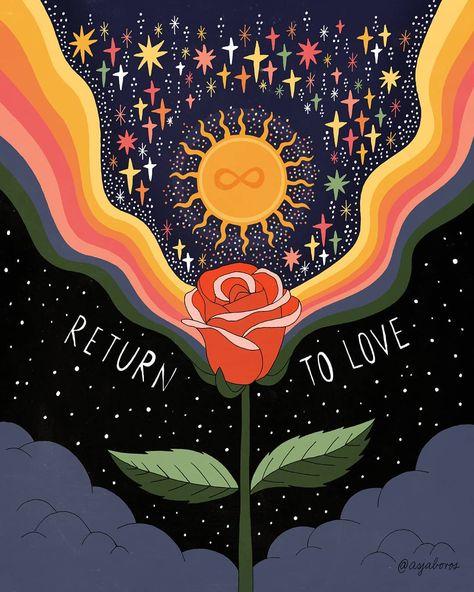 "Asja Boroš on Instagram: ""Return to Love 🌹☀️"""