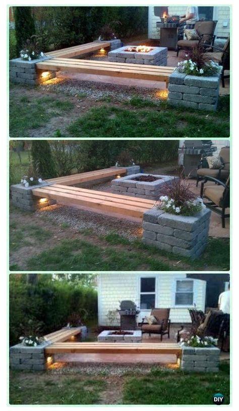 garden projects diy budget backyard fence