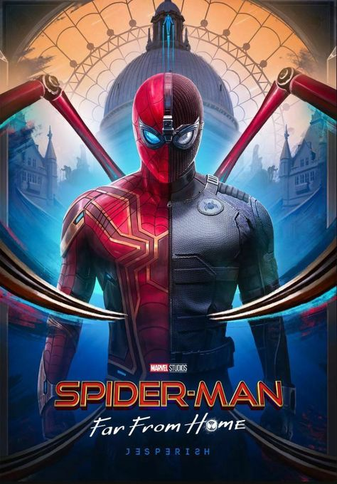 Watch Download Movie Action And Thriller Spider Man Far From