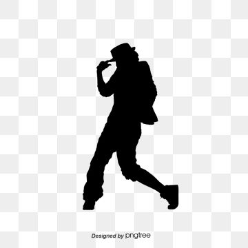 Hip Hop Silhouette Figures Hip Hop Character Sketch Png Transparent Clipart Image And Psd File For Free Download Hip Hop Brush Background Clipart Images