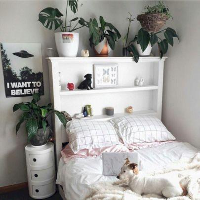 Aesthetics White Bedroom Tumblr Aesthetic Room Decor Aesthetic Bedroom Bedroom Inspirations