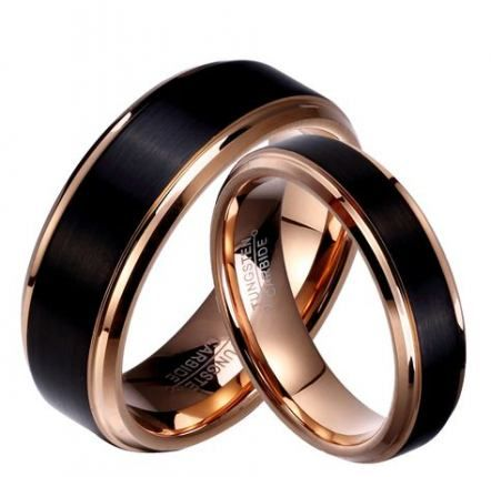 New Wedding Rings For Men Gold Tungsten Carbide 38 Ideas Wedding