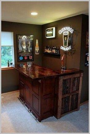30 Simple Mini Bar Ideas For Small Home Which You Definitely Like Home Bar Designs Basement Bar Designs Bar Furniture