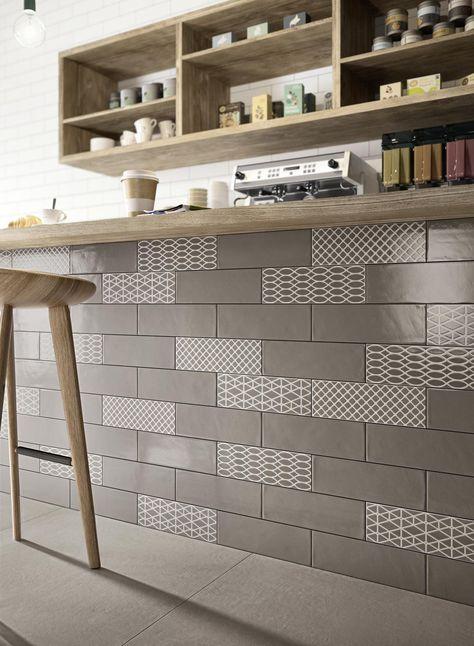 Brick Glossy – rivestimenti in ceramica per cucina ragno ...