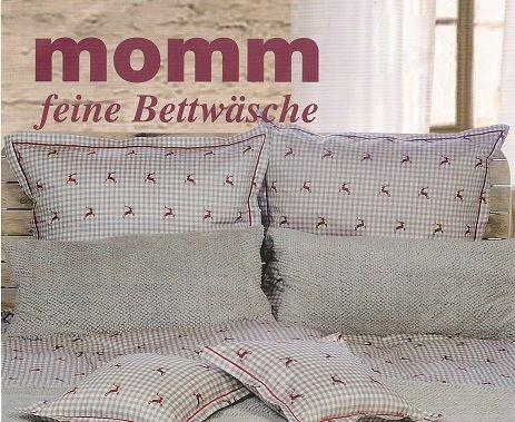 Momm Bettwasche Hirsch Textile Traume Mit Bildern Bettwasche